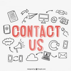 configure Contact Us form